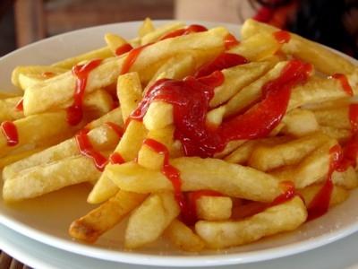 Patates kızartmasının zararları
